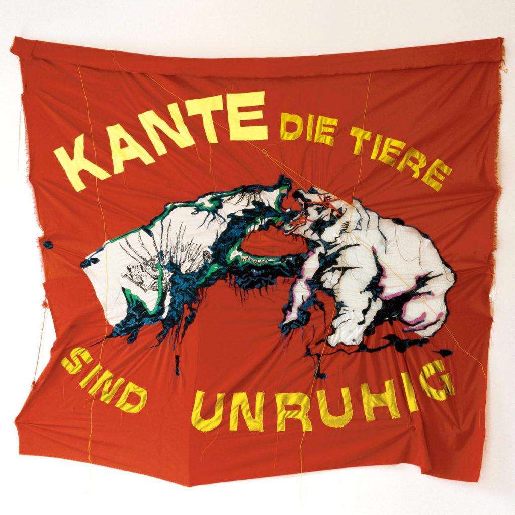 Kante, Die Tiere sind unruhig, 2006