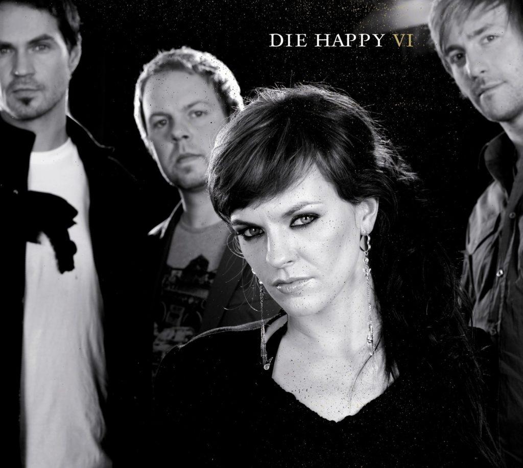 Die Happy, Six, 2008