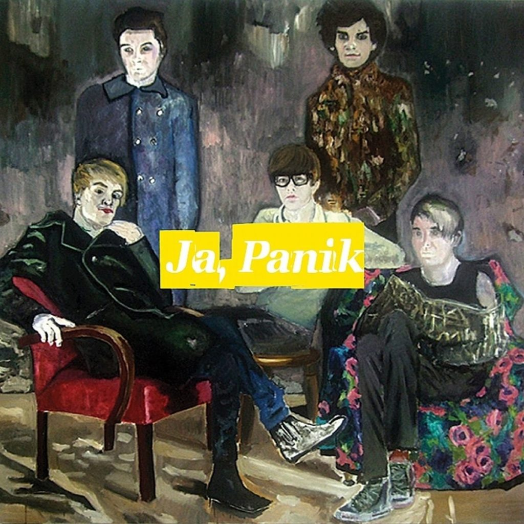 Ja, Panik, The Angst and the Money, 2009
