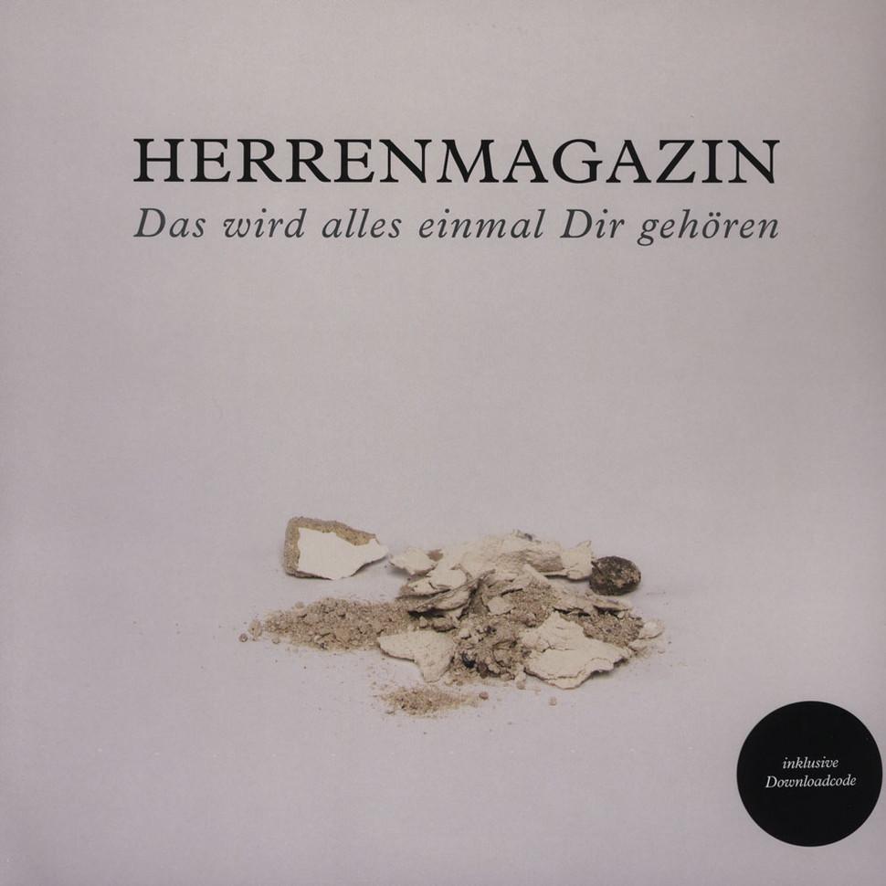 Herrenmagazin, Das wird alles einmal Dir gehören, 2010