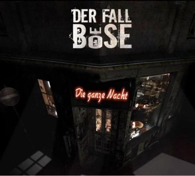 Der Fall Böse, Die ganze Nacht, 2012